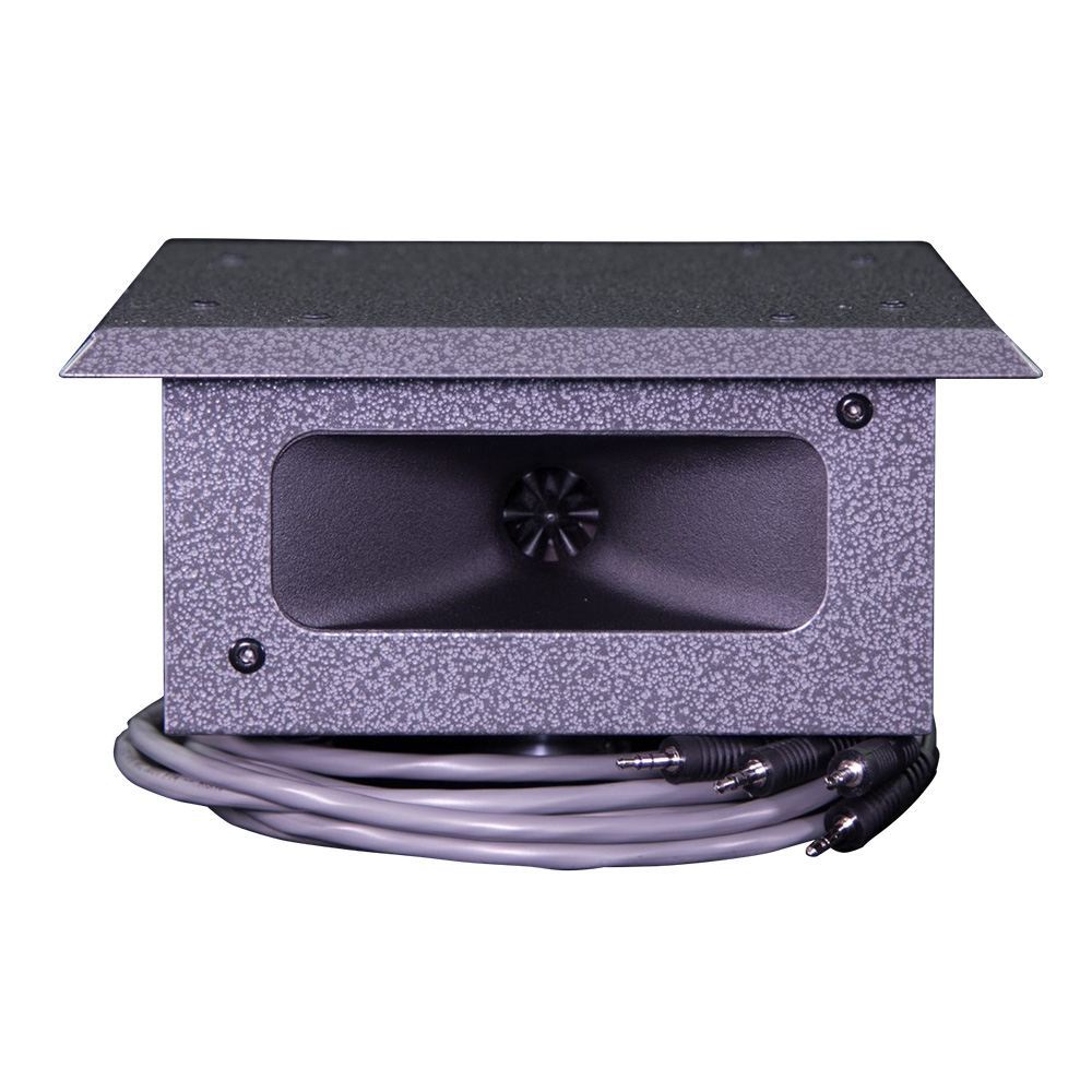 BIRD GARD 4-SPEAKER BOX WITH CABLE