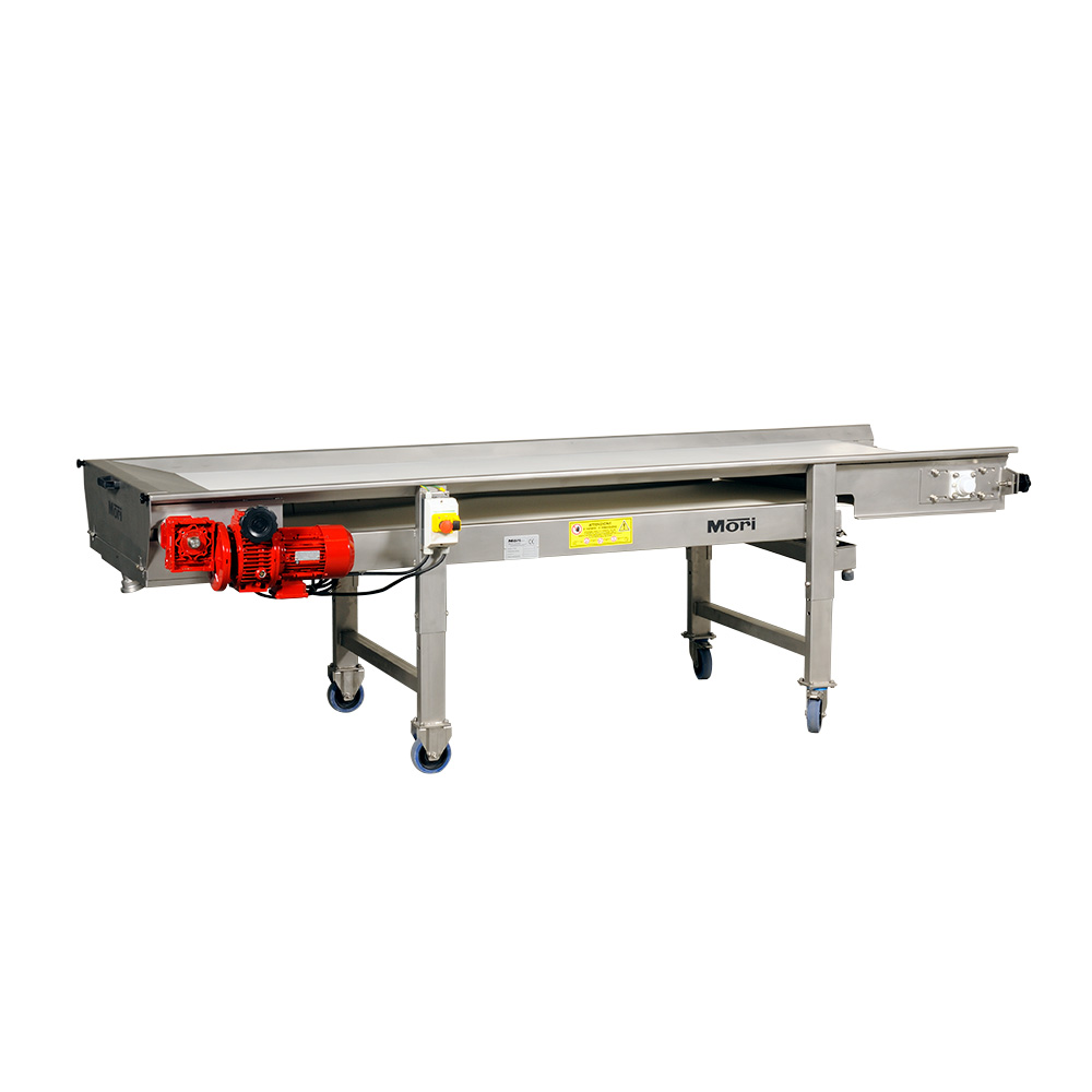 NS3000 belt sorting table